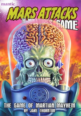 Mars Attacks Rulebook