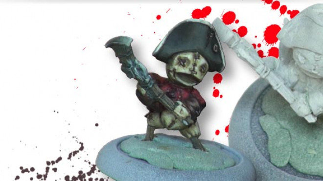 Painting A Relics Britanan Foot Soldier Part 4