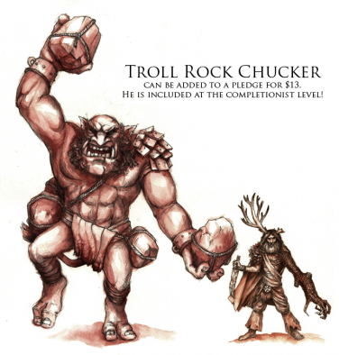 Troll Rock Chucker
