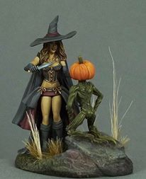 Witch & Pumpkin Minion #2