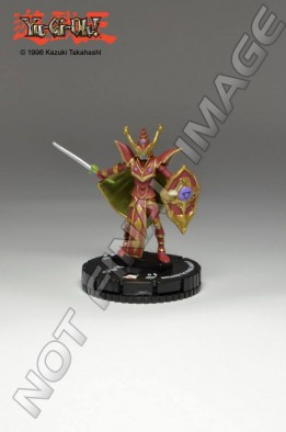 Yu-Gi-Oh! HeroClix  Series One - Breaker the Magical Warrior