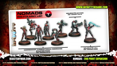 Battle Box and Beyond: Infinity Nomads