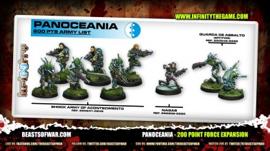 Battle Box and Beyond: Infinity PanOceania