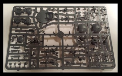 Games Workshop Plastic Sprue