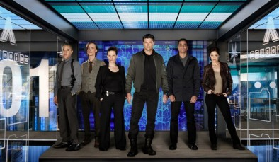 Almost Human Team