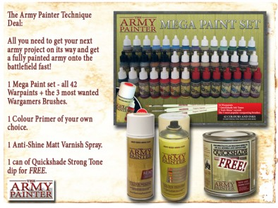 Army Painter Bundle Deal