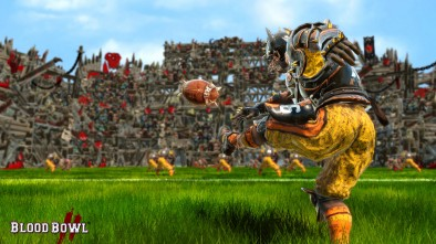 Blood Bowl Screenshot #1
