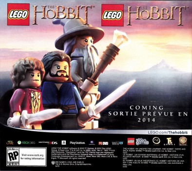 Lego The Hobbit #1