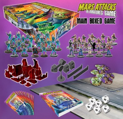 Main Boxed Game