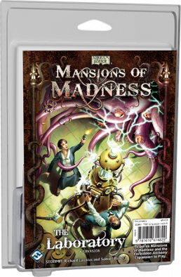 Mansions of Madness - The Laboratory