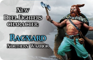 Ragnard - Northern Warrior