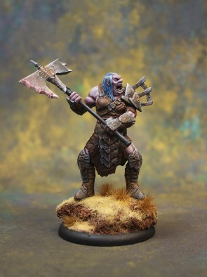 Shadow Hold Troll (Front)