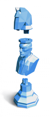 Swappable Heads
