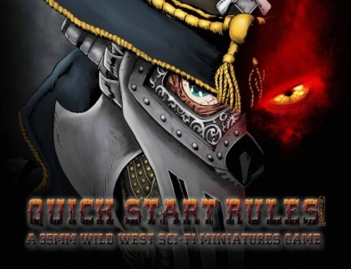 Wild West Exodus Quickstart Rules