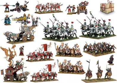 Army of Volkmar the Grim