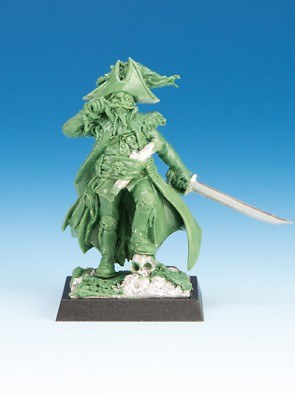 Asqueroso - Pirate Lord of Longfall (Front)