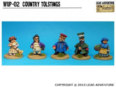Country Tolstings