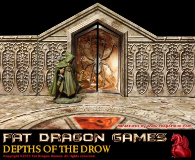 Depths of the Drow #2