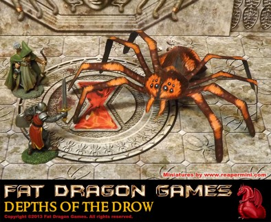 Depths of the Drow #3