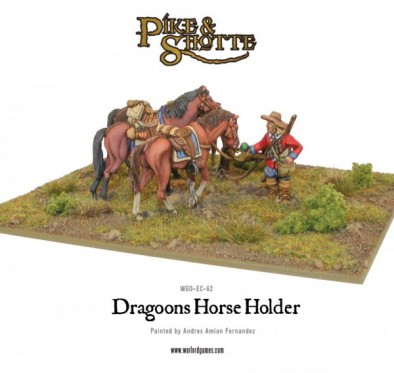 Dragoons Horse Holder (Front)