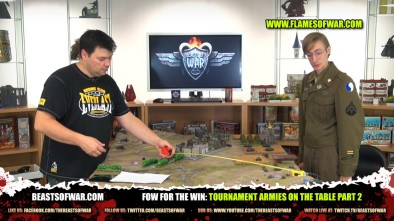 FoW For The Win: Tournament Armies On The Table Part 2