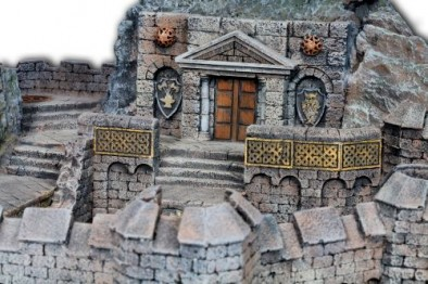 Fortress Close Up #1