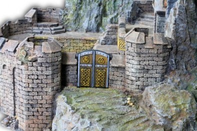 Fortress Close Up #2