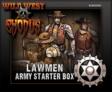 Lawmen Starter Box