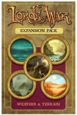 Lords of War Weather Expansion Pack