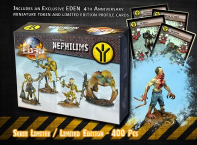 Nephilim Limited Edition Starter Set