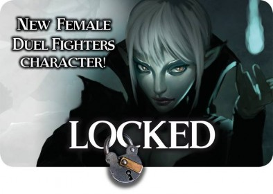New Female Fighter Preview