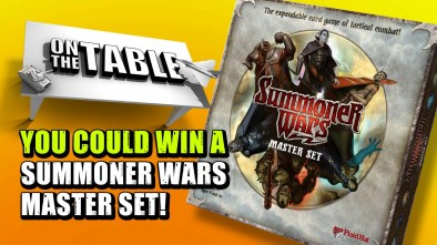 On The Table WIN a Summoner Wars Master Set