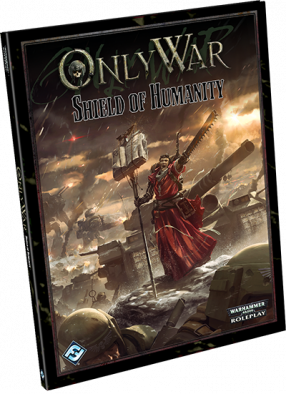 Only War - Shield of Humanity
