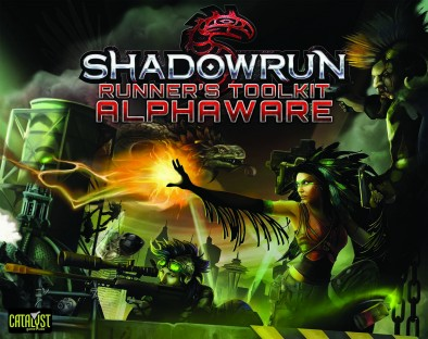 Shadowrun Toolkit