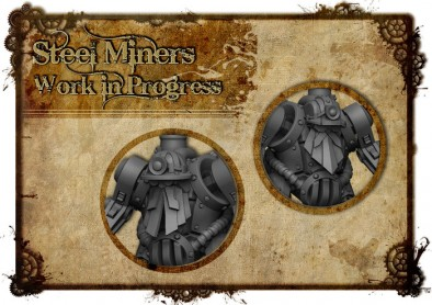 Steel Miner Preview