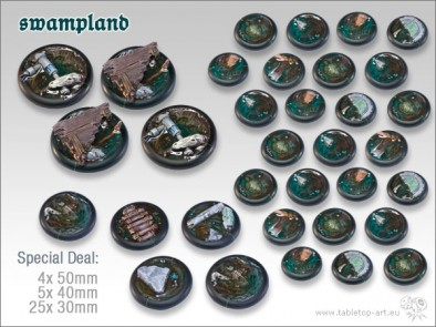 Swampland Bases