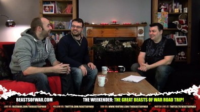 The Weekender: The Great Beasts Of War Road Trip!