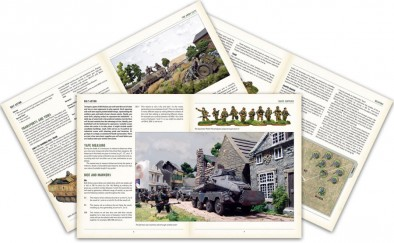 Bolt Action Rulebook Page Fan