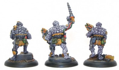 Boromite Overseer Group (Rear)