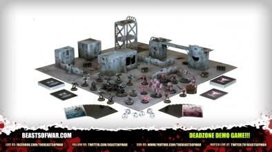 Deadzone Demo Game!!!