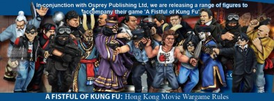 Fistful of Kung Fu