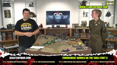 Tournament Armies on The Table Part 3