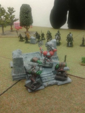 Orcs Issue A Challenge