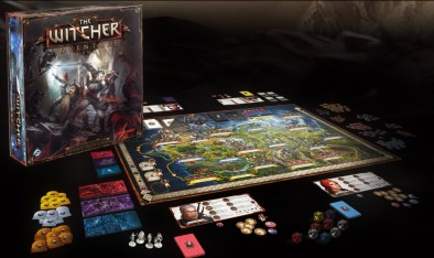 The Witcher Contents
