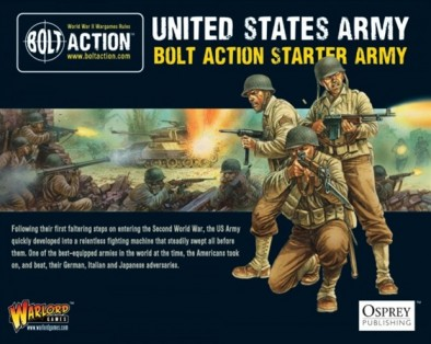 United States Bolt Action Starter Army