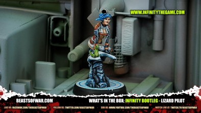 What's In The Box: Infinity Bootleg - Lizard Pilot