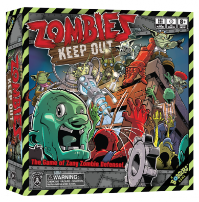 Zombies Keep Out