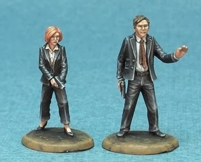 15mm Paranormal Agents