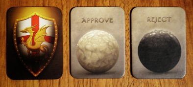 Approve & Reject Stones
