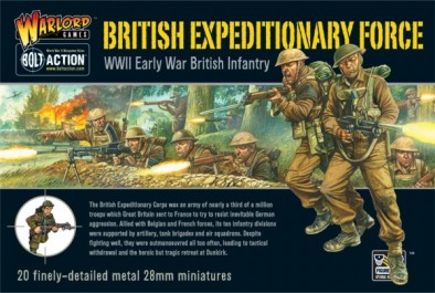 British Expeditionary Force Cover